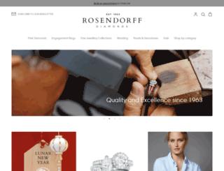 rosendorffs.com screenshot