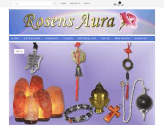 rosensaura.dk screenshot