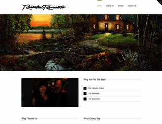 rosenthalrepresents.com screenshot