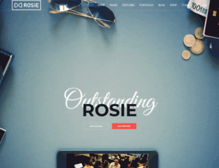 rosie.freevision.me screenshot