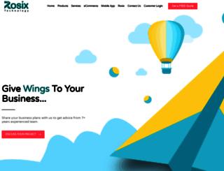 rosixtechnology.com screenshot