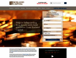 roslandcapital.com screenshot