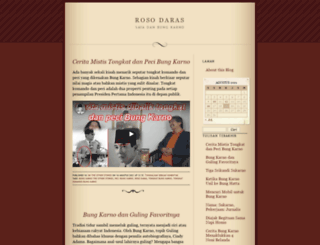 rosodaras.wordpress.com screenshot