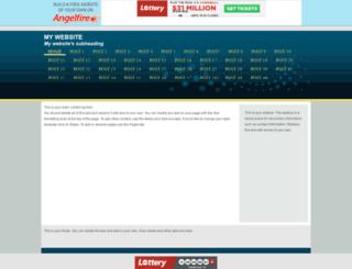 rossblog.angelfire.com screenshot