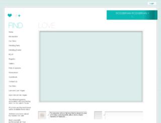 rossbrian.modwedding.com screenshot