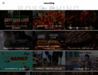 rossching.com screenshot