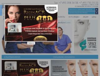 rossclinic.ru screenshot
