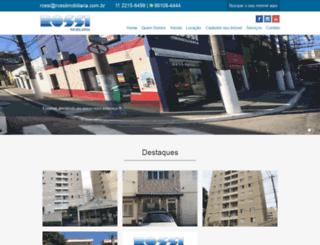 rossiimobiliaria.com.br screenshot