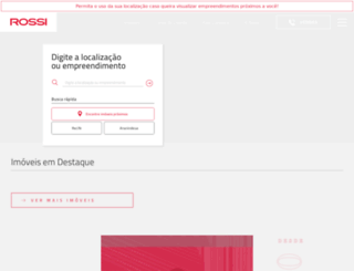 rossiresidencial.com.br screenshot
