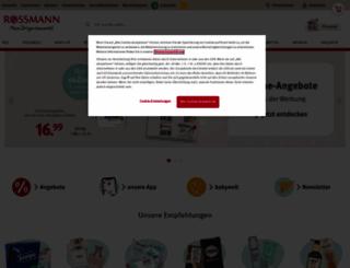 rossmann.net screenshot