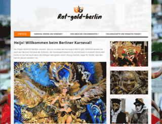 rot-gold-berlin.de screenshot