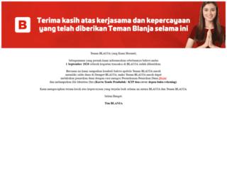 rotamart.blanja.com screenshot