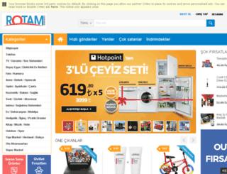 rotamavm.com screenshot