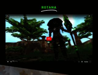 rotana.queensro.com screenshot