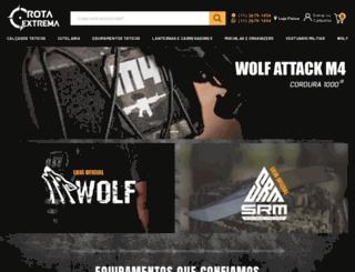 rotaperdida.com.br screenshot