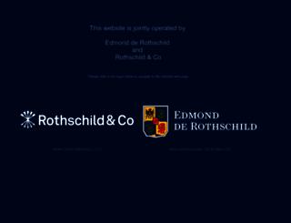 rothschild.com screenshot