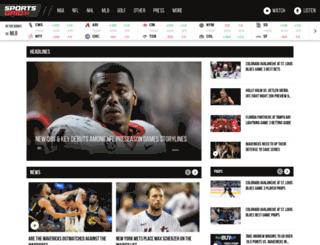 rotoexperts.com screenshot