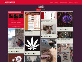 rotteneggs.com screenshot