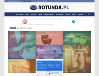 rotunda.pl screenshot