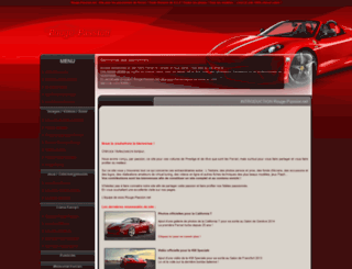 rouge-passion.net screenshot