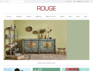 rouge-shop.co.uk screenshot