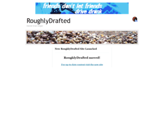roughlydrafted.com screenshot