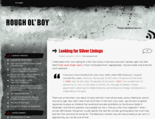 rougholboy.com screenshot