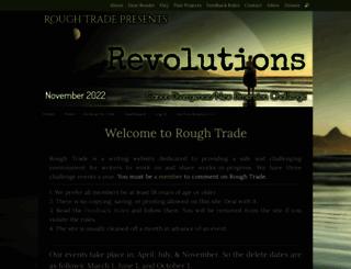 roughtrade.org screenshot