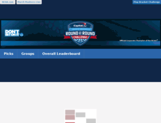 roundbyround.ncaa.com screenshot