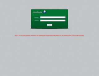 roundcube.vermontel.net screenshot