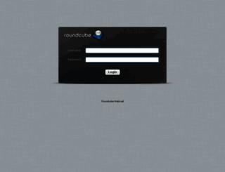 roundcube.zenutech.com screenshot
