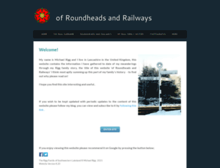 roundheadsandrailways.weebly.com screenshot