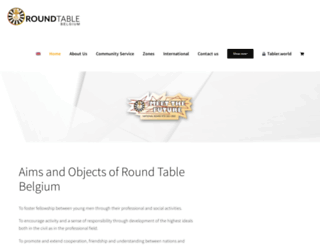 roundtable.be screenshot