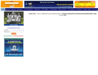 rouniyar.com screenshot