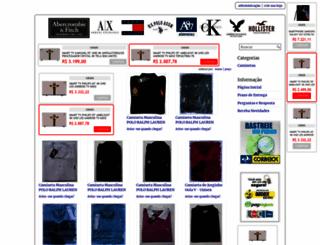roupasdemarcafamosa.loja2.com.br screenshot