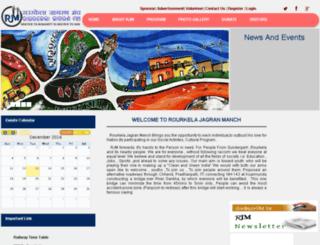 rourkelajagranmanch.com screenshot