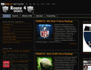 route4sports.com screenshot