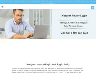 router-login-net.net screenshot
