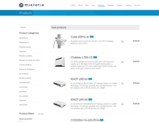 routerboard.com screenshot