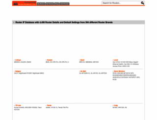 routeripaddress.com screenshot