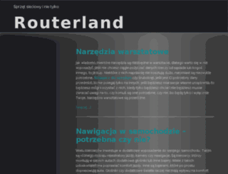 routerland.pl screenshot