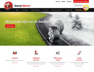 rovemij.nl screenshot