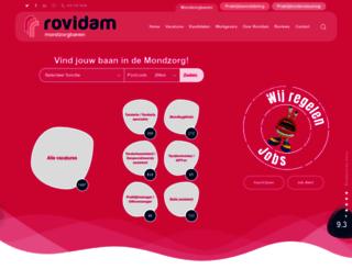 rovidam.nl screenshot