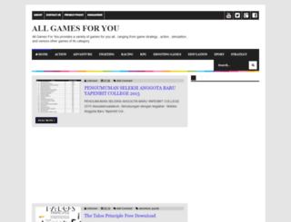rovigames.blogspot.com screenshot