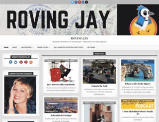 rovingjay.com screenshot