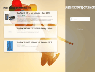 row15.justfirstrowsportal.com screenshot
