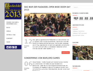 rowdd.de screenshot