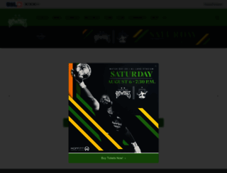 rowdiessoccer.com screenshot