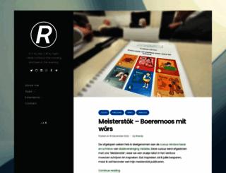 rowdy.nl screenshot