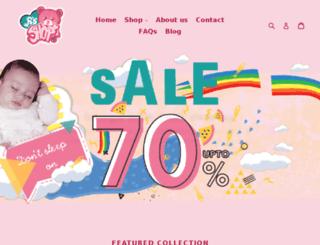 roxandra-shop.myshopify.com screenshot